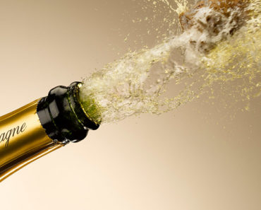 Drinking Champagne Boosts Memory and MORE! Cheers!